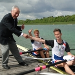 1. Internationale DRV-Juniorenregatta 2015