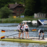World Rowing Cup 3/2015